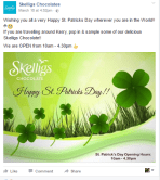 Skelligs Paddys Day