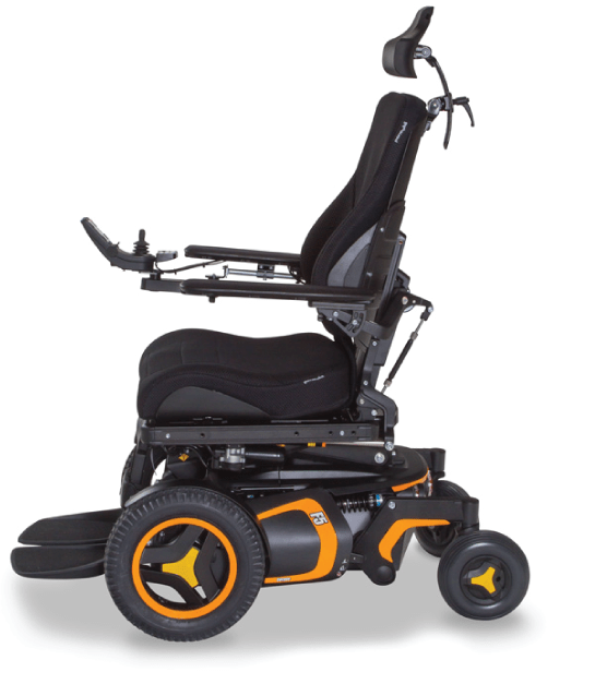 Permobil Wheelchair