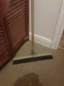 Essential Carpet Brush For Agitating Pre-Spray Solution