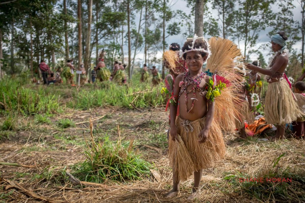 Waiting for the Mt Hagen Show, Papua New Guinea