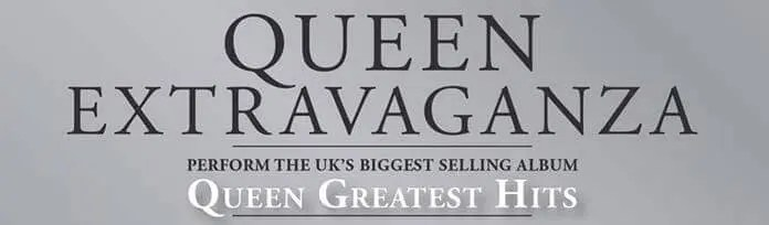 Become a Rock Star on the Queen Extravaganza Live Tour