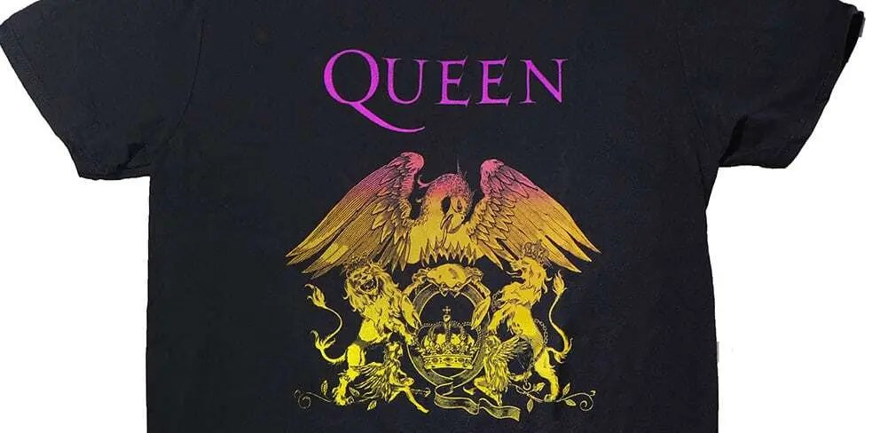 Band Tees – Buy Queen T-Shirts Online