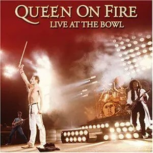 Queen On Fire – Live At The Bowl (DVD)