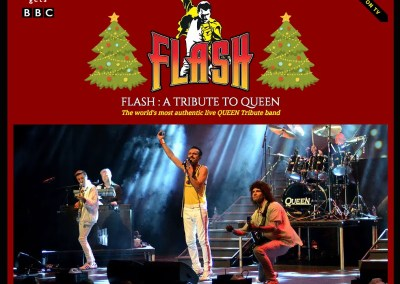 Flash, A Tribute to Queen – UK Queen Tribute Band