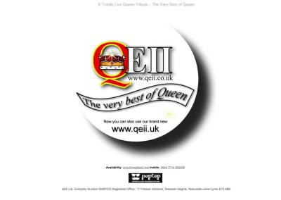 QEII – UK Tribute Band