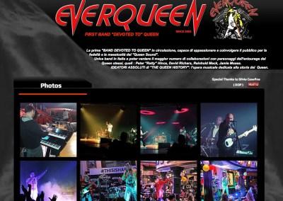 EverQueen – Italian Queen Tribute Band