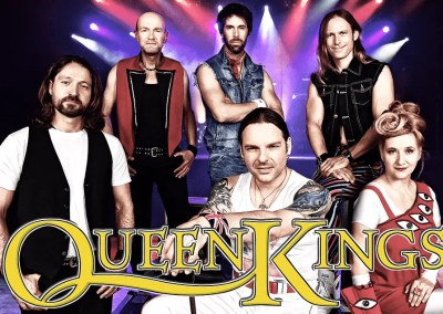 Queen Kings – German Queen Tribute Band
