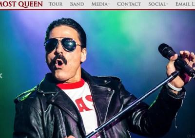 Almost Queen – US Queen Tribute Band