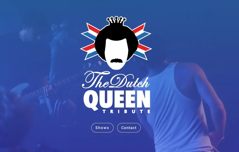 The Dutch Queen Tribute Band