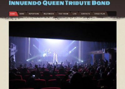 Innuendo – Italian Queen Tribute Band