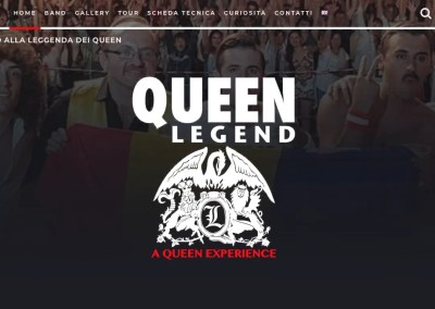 Queen Legend – Italian Queen Tribute Band