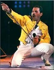 Freddie at Wembley
