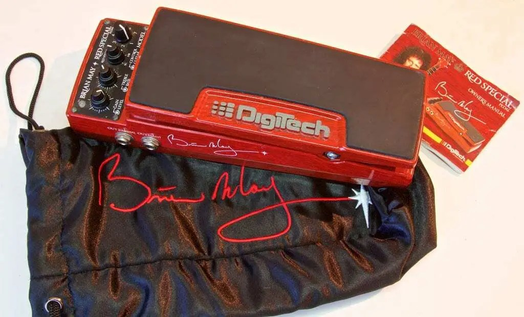 Brian May Pedal - Guitar Effects Pedal from DigiTech