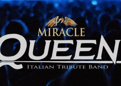 Miracle Queen – Italian Queen Tribute Band
