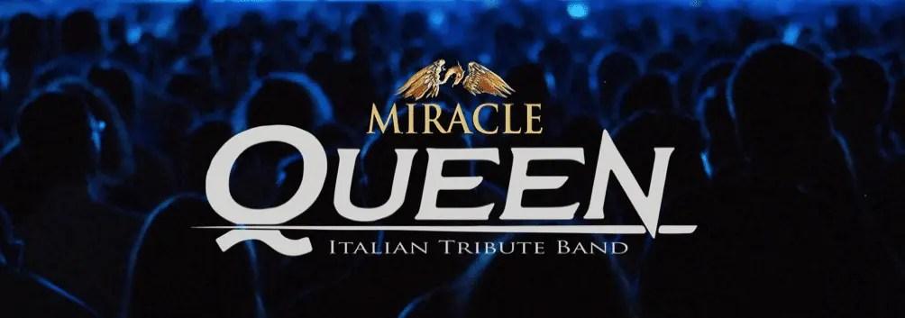 Miracle Queen - Italian Queen Tribute Band