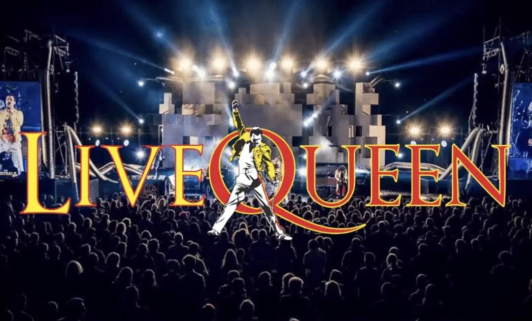 LiveQueen Italian Queen Tribute Band