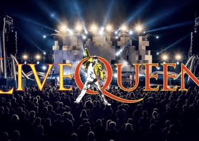 LiveQueen – Italian Queen Tribute Band