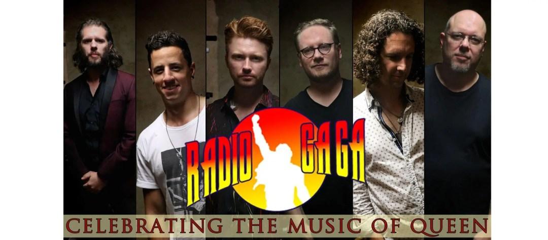 Radio Ga Ga - Australian Queen Tribute Band