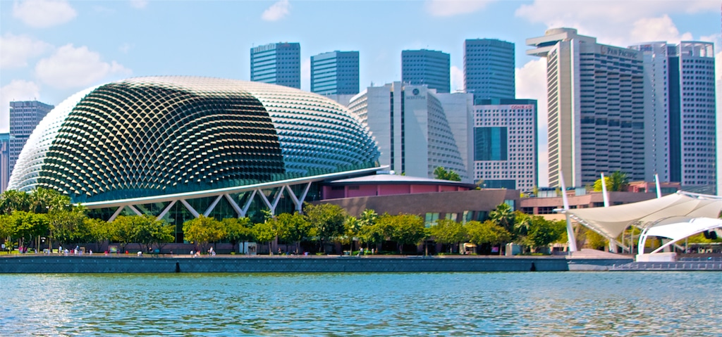 Harbour Area and Opera House, Singapore - Top 5 Things to Do in Singapore