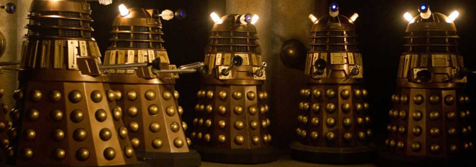 Dalek Relaxation Tape for Humans – Funniest Viral Ever