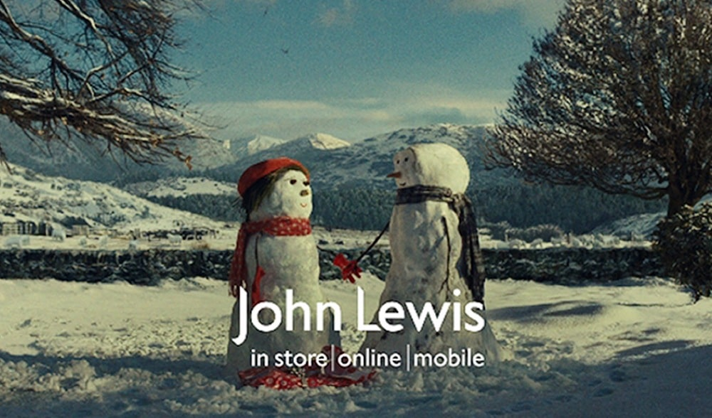 Fantastic Christmas advert from John Lewis
