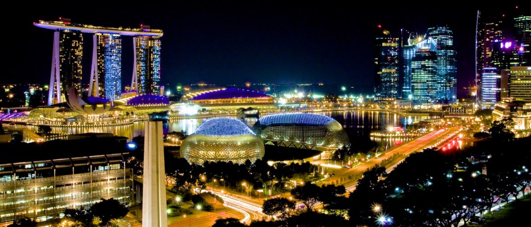 Singapore by Shane McDonald