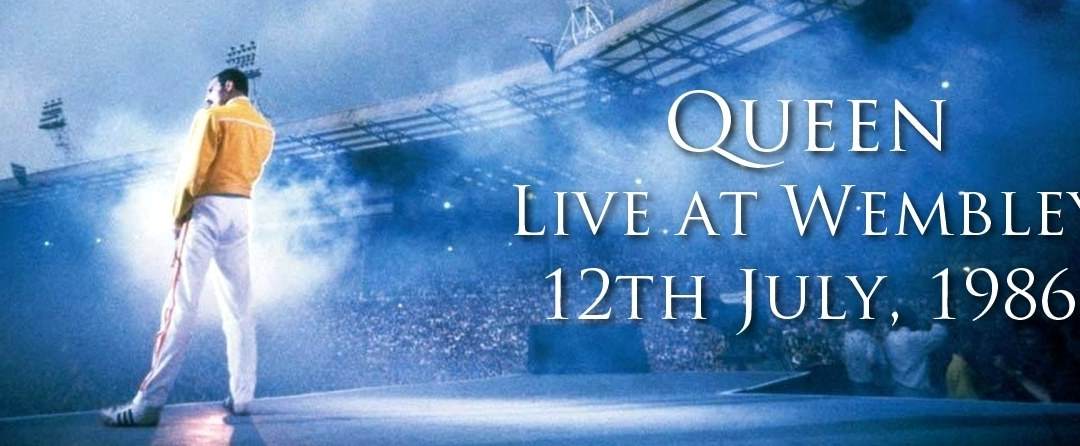 Queen Live at Wembley – 30 Years Ago Today