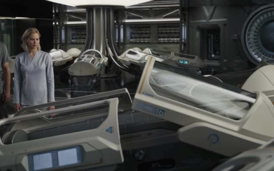 Passengers – Movie Review / Film Review