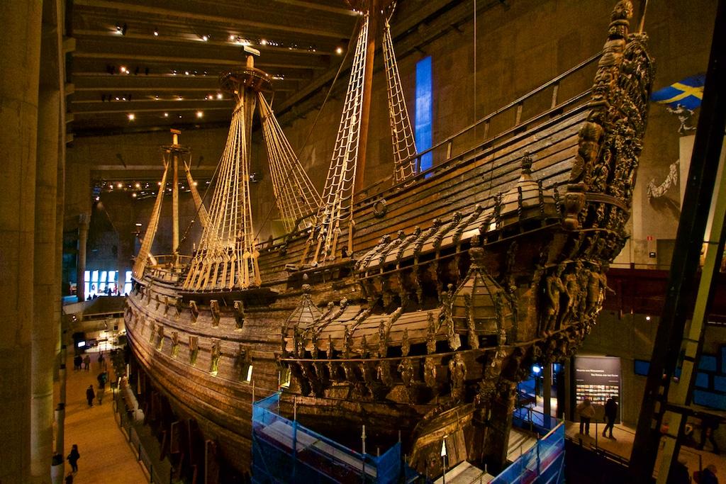 The Vasa Stockholm