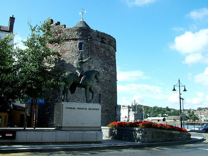 New River Suir Bridge, The Cat Flap : Tolls, Route and M9