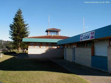 The Summer Bay Surf Club, New South Wales, Australia I'm wondering if Alf or Sally are around for a game of pool in the Surf Club.