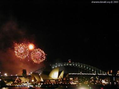 New Years Eve Fireworks, Sydney, Sydney, Australia New Years Night in Sydney is more amazing than can be described.