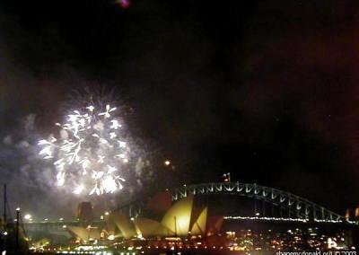 Sydney – New Years Eve 2002