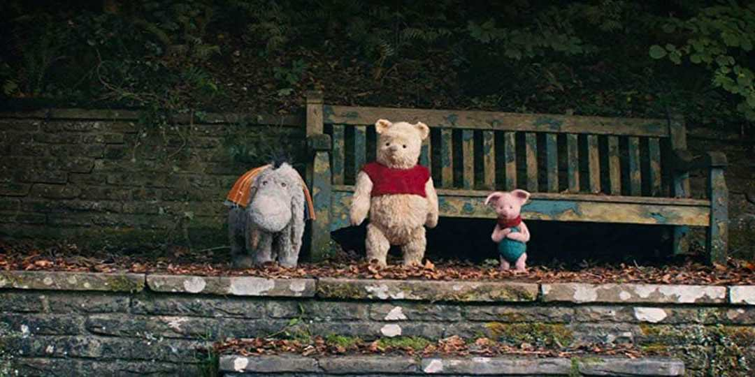 Christopher Robin & Pooh Bear Movie Review