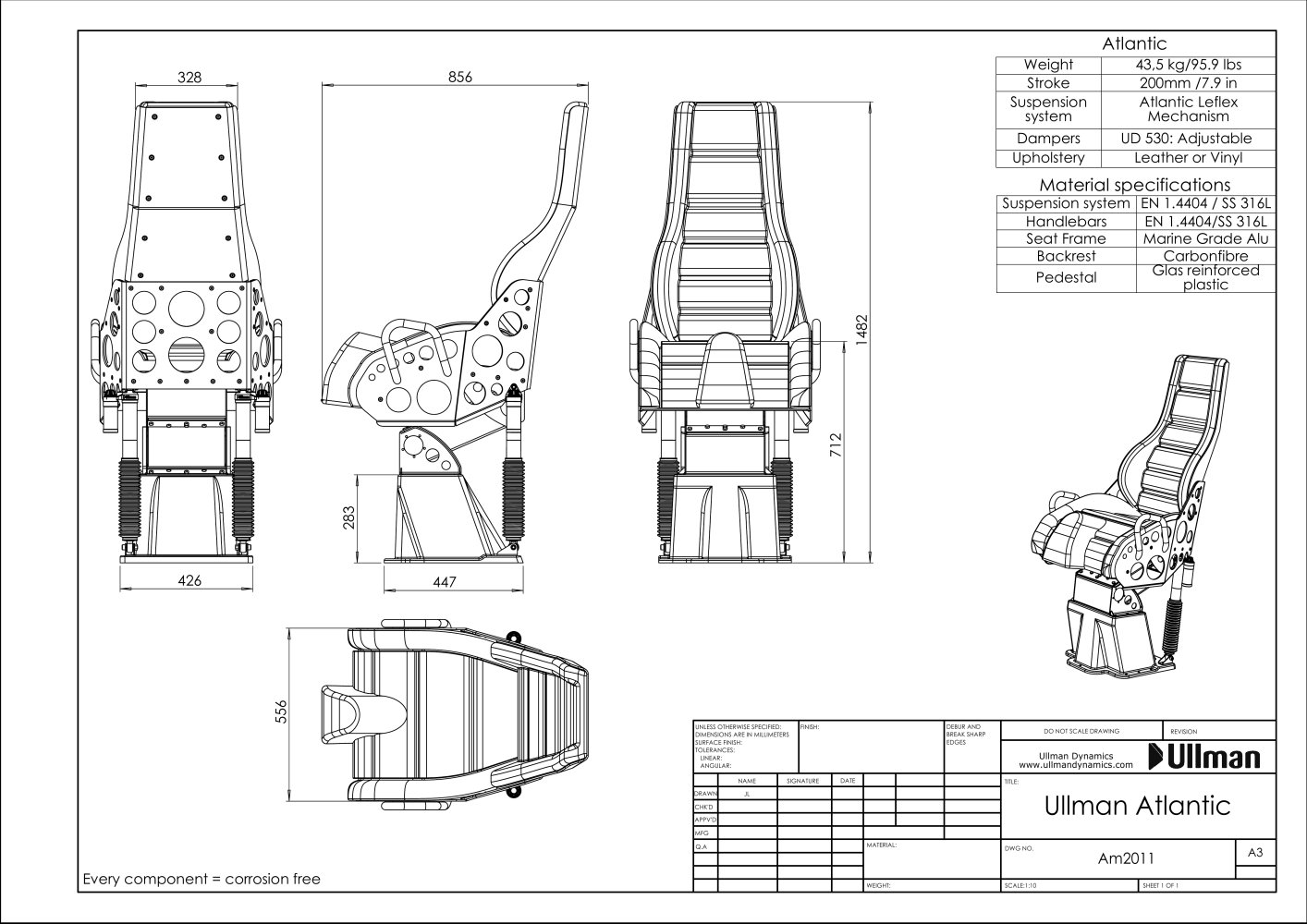 Examples Of Technical Drawings