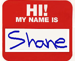 My Name Tag