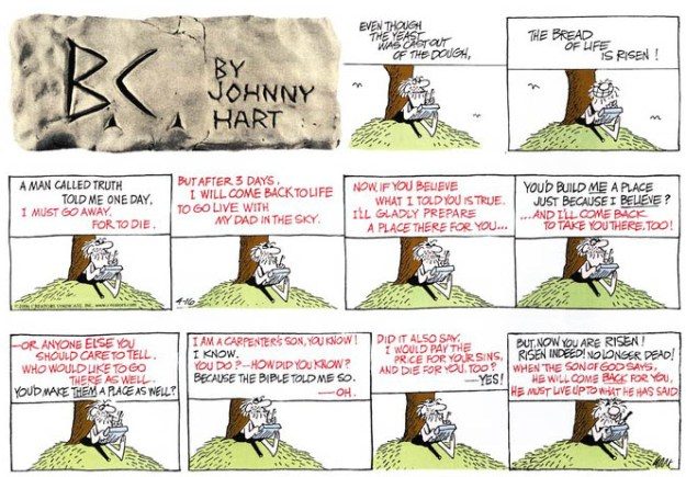 B.C. by Johnny Hart