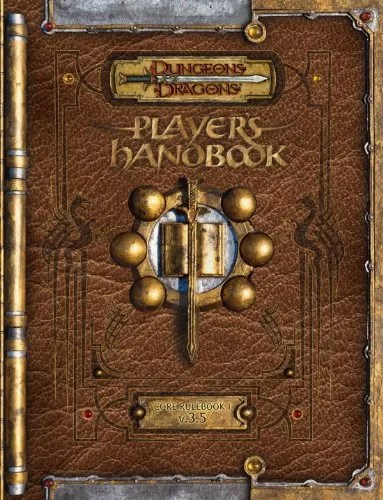 D&D Players Handbook 3.5 Edition Premium