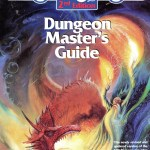 AD&D Dungeon Masters Guide 2nd Edition