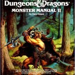 AD&D Monster Manual II cover