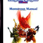 AD&D 2nd Edition Monstrous Manual