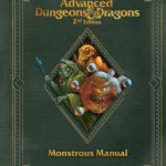 AD&D 2nd Edition Monstrous Manual Premium