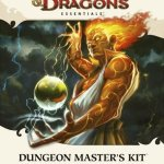 D&D EssentialsDungeon Master's Kit 4th Edition