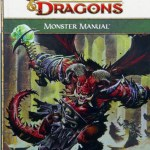 D&D Monster Manual 4th Edition