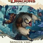 D&D Essentials Monster Vault 4th Edition