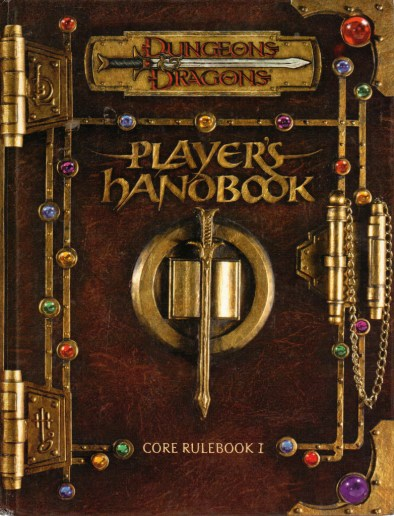 D&D Players Handbook 3rd Edition