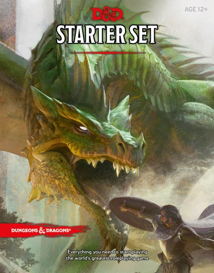 D&D Starter Set 5th Edition
