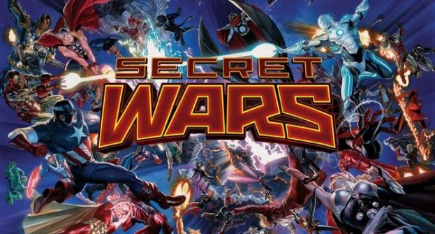 Marvel Comics Secret Wars