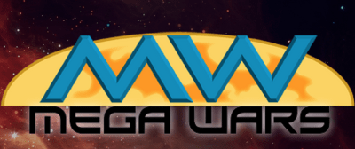 MegaWars logo