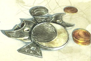 D&D Sword Coast Adventurers Guide coins